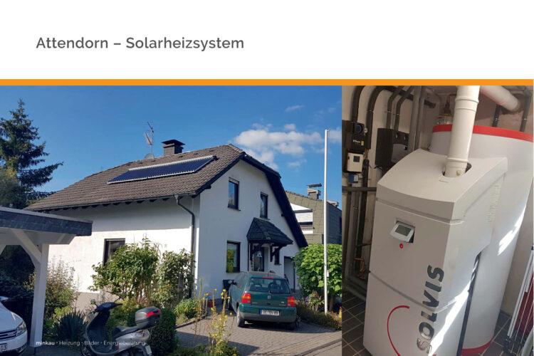 Attendorn – Solarheizsystem