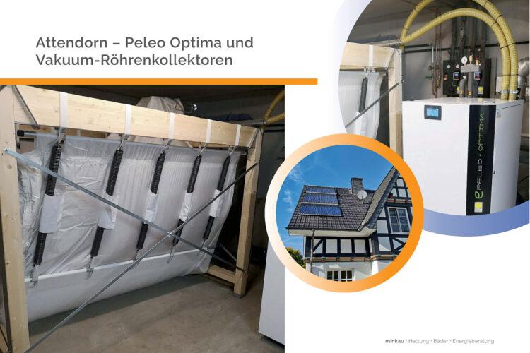 Attendorn – Peleo Optima und Vakuum-Röhrenkollektoren