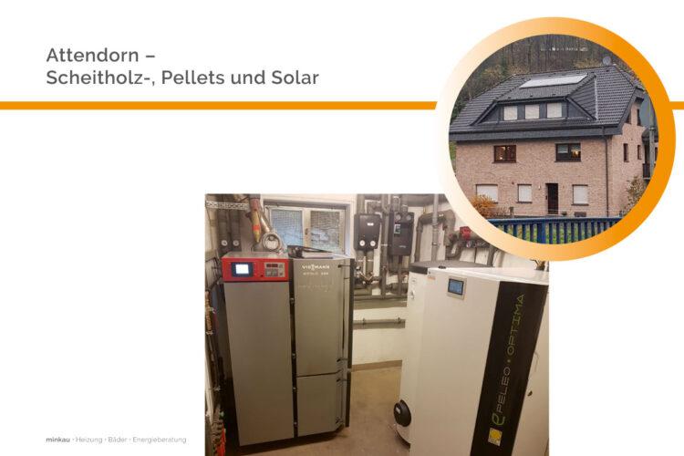 Attendorn – Scheitholz, Pellets und Solar