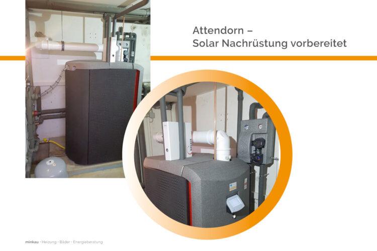 Attendorn – Solaranlage vorbereitet