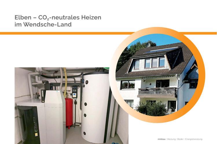 Elben – CO2-neutrales Heizen im Wendsche-Land