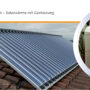 Ennest – Solarwärme mit Gasheizung