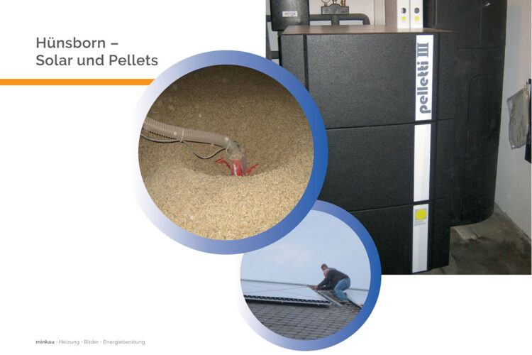 Hünsborn – Solar und Pellets
