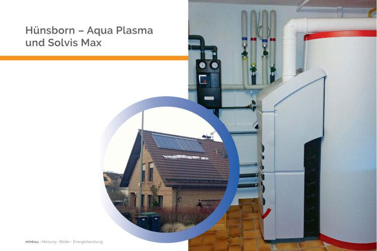 Hünsborn – Aqua Plasma und Solvis Max