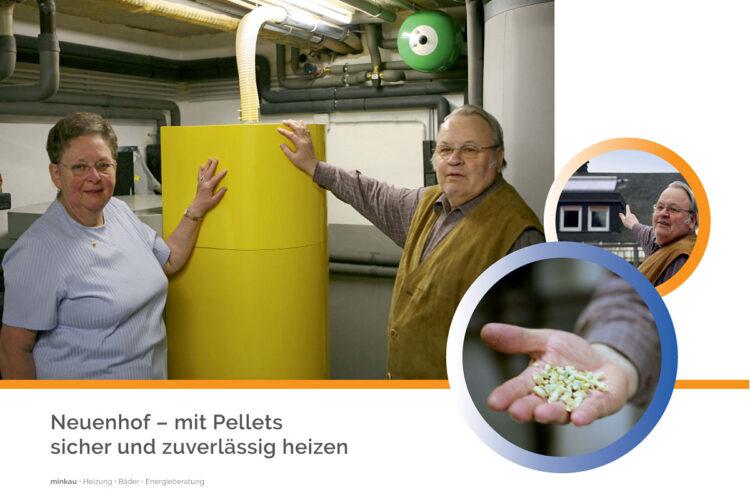 Neuenhof – mit Pellets sicher und zuverlässig heizen