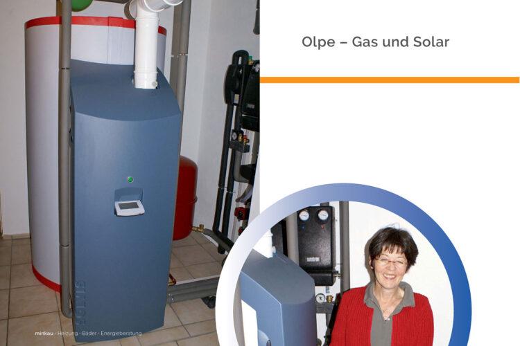 Olpe – Gas und Solar