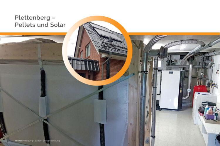 Plettenberg – Pellets und Solar