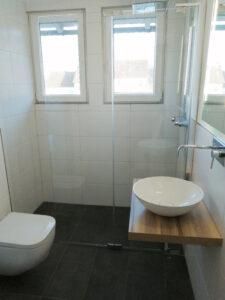 MInkau Bäder 2020, Bad auf kleinem Raum