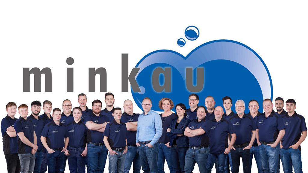 Das Minkau Team