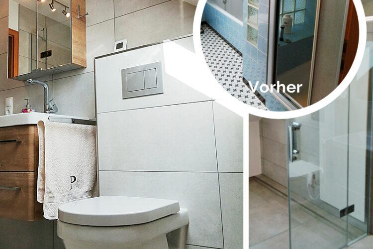 Neues Bad unter der Dachschräge – Badsanierung in Olpe
